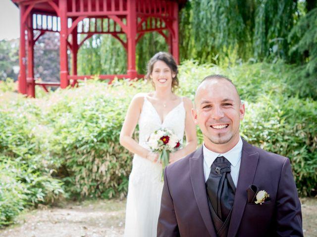 Le mariage de Romain et Mélanie à Le Grand-Quevilly, Seine-Maritime 10