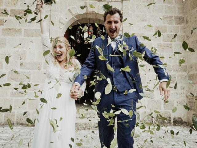 Le mariage de Aurelien et Marie-Alix à Bordeaux, Gironde 14