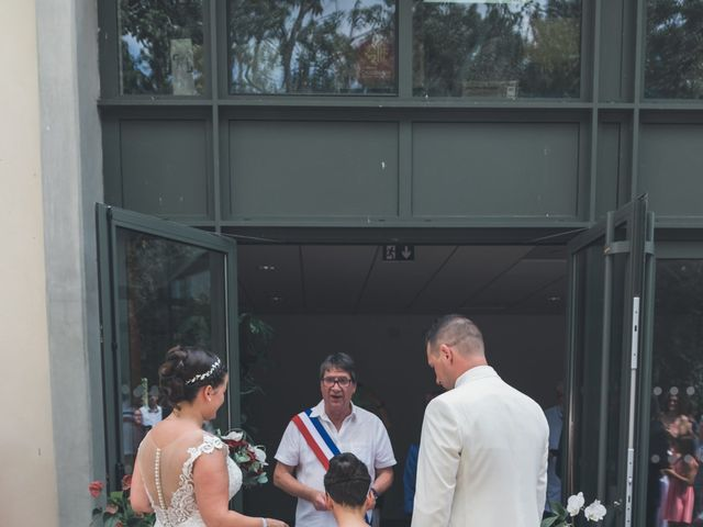 Le mariage de Fabien et Émilie à Belberaud, Haute-Garonne 15