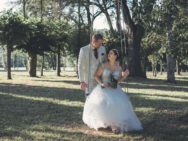 Le mariage de Émilie et Fabien