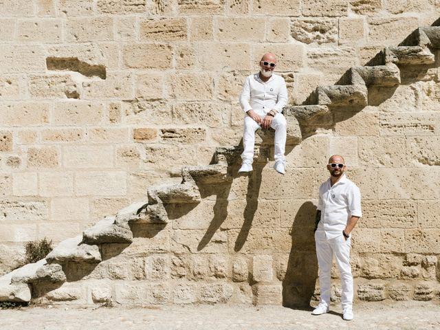 Le mariage de Jean Charles et Kristian à Aigues-Mortes, Gard 31