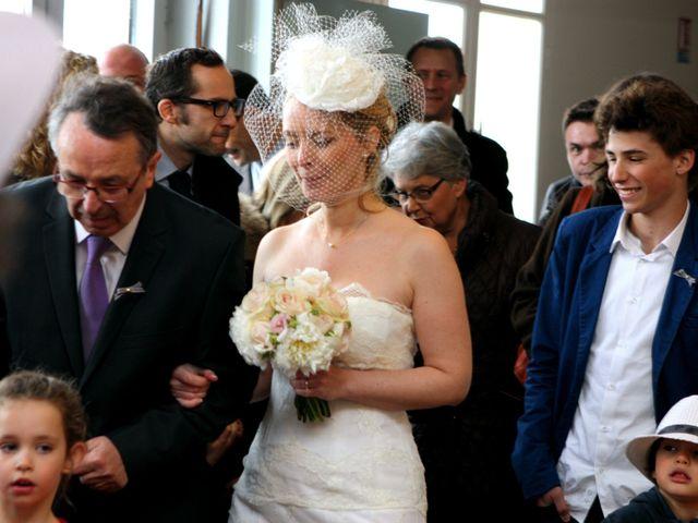 Le mariage de Thierry et Isabelle à Saint-Didier-au-Mont-d'Or, Rhône 4