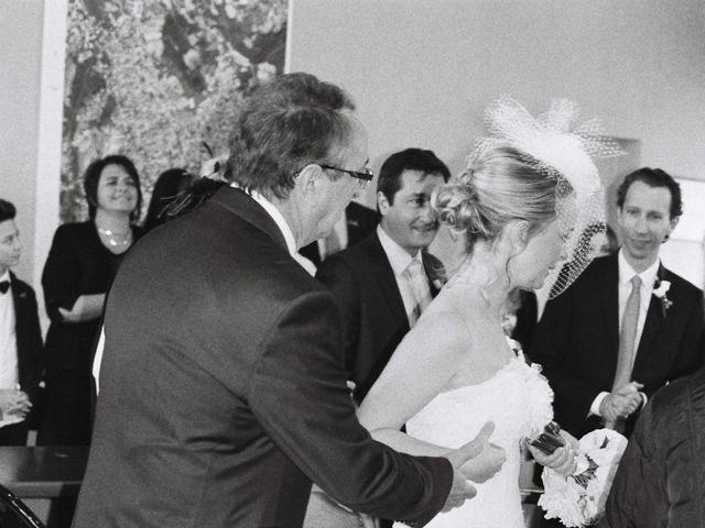 Le mariage de Thierry et Isabelle à Saint-Didier-au-Mont-d'Or, Rhône 5