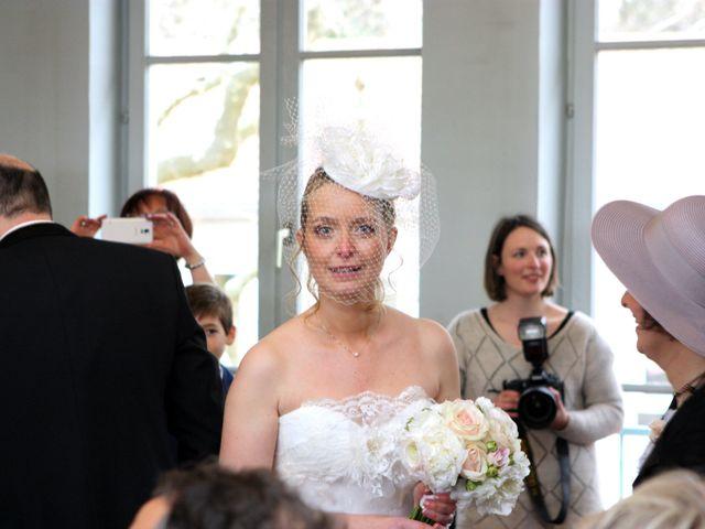 Le mariage de Thierry et Isabelle à Saint-Didier-au-Mont-d'Or, Rhône 8