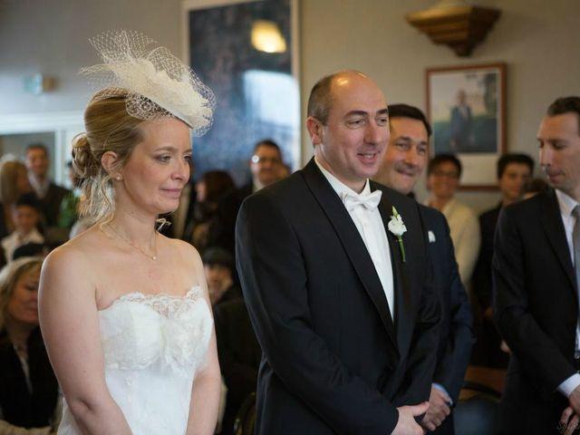 Le mariage de Thierry et Isabelle à Saint-Didier-au-Mont-d'Or, Rhône 9