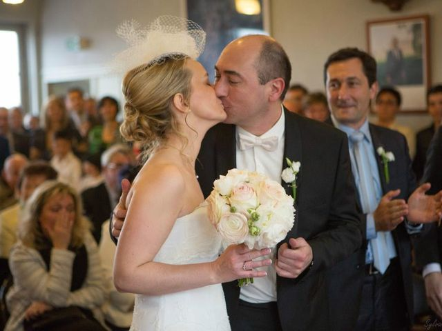 Le mariage de Thierry et Isabelle à Saint-Didier-au-Mont-d'Or, Rhône 10