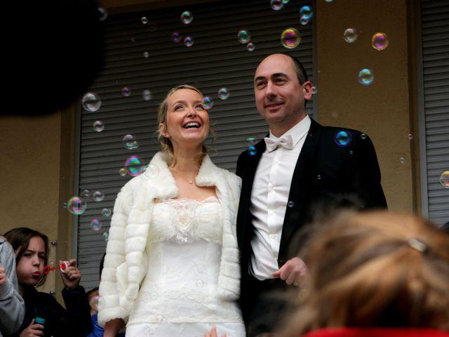 Le mariage de Thierry et Isabelle à Saint-Didier-au-Mont-d'Or, Rhône 13