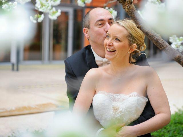 Le mariage de Isabelle et Thierry