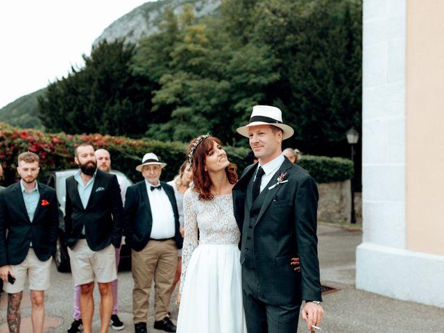 Le mariage de Romain et Samantha à Annecy, Haute-Savoie 12