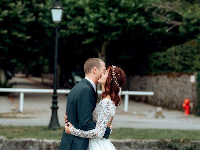 Le mariage de Romain et Samantha à Annecy, Haute-Savoie 16
