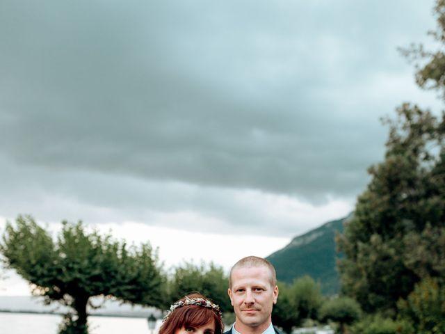 Le mariage de Romain et Samantha à Annecy, Haute-Savoie 18