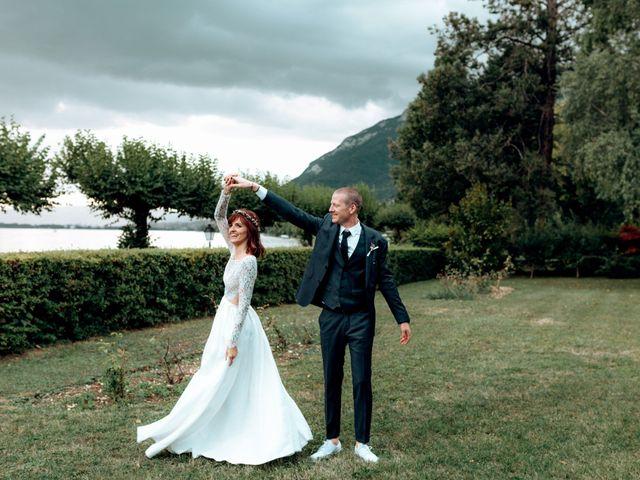 Le mariage de Romain et Samantha à Annecy, Haute-Savoie 19