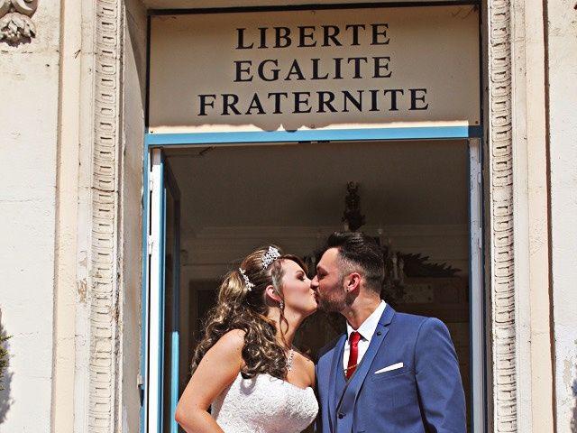 Le mariage de Florian et Charlène  à Saint-Leu-la-Forêt, Val-d'Oise 3