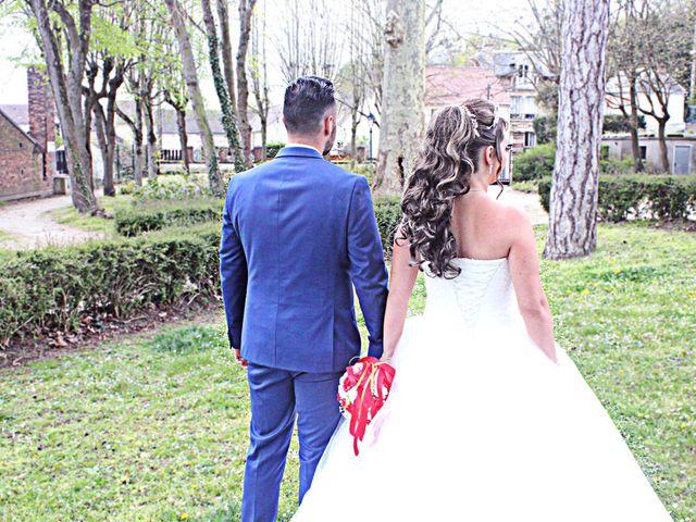 Le mariage de Florian et Charlène  à Saint-Leu-la-Forêt, Val-d'Oise 2
