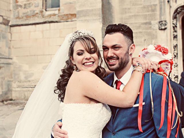 Le mariage de Florian et Charlène  à Saint-Leu-la-Forêt, Val-d'Oise 4