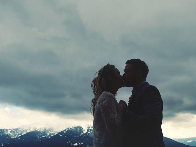 Le mariage de Johann et Pauline à Bolquère, Pyrénées-Orientales 2