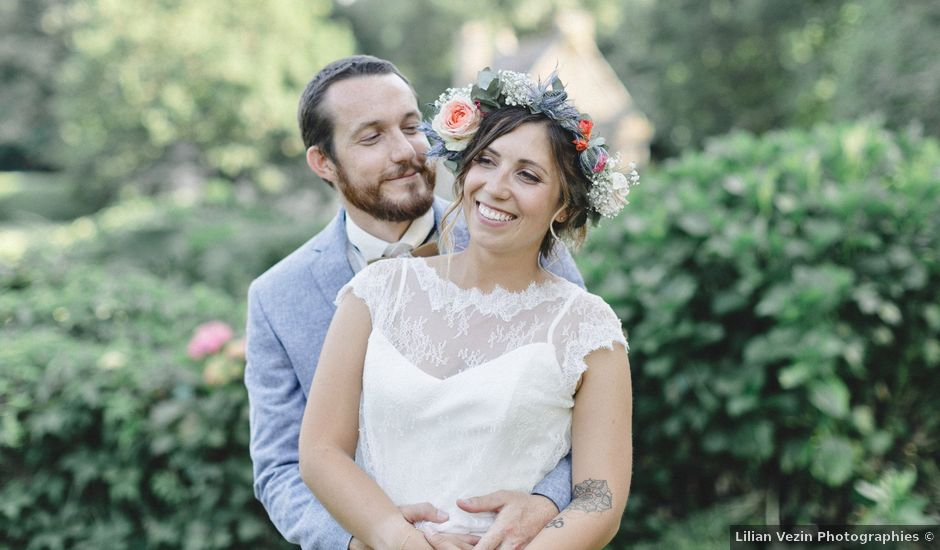 Le mariage de Quentin et Alice à Le Relecq-Kerhuon, Finistère
