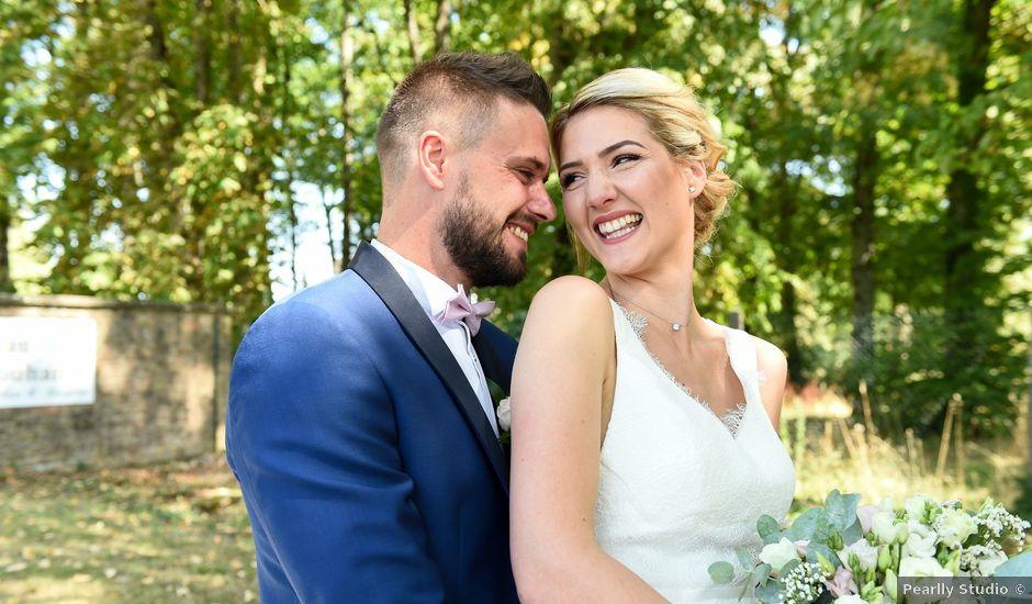 Le mariage de Armand et Charlène à Trouhans, Côte d'Or