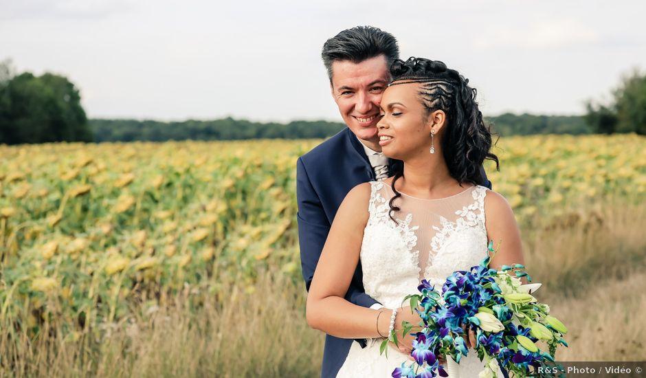 Le mariage de Rémy et Ornella à Poissy, Yvelines
