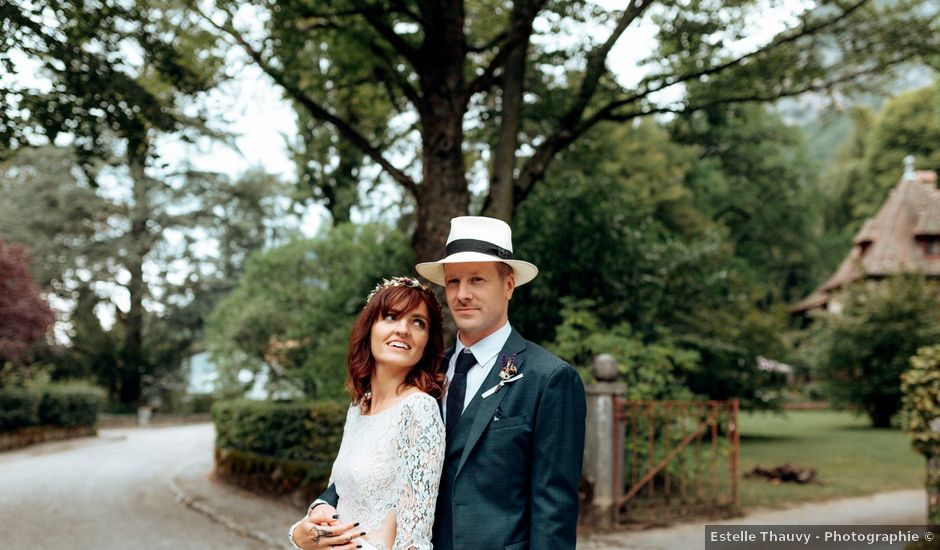 Le mariage de Romain et Samantha à Annecy, Haute-Savoie