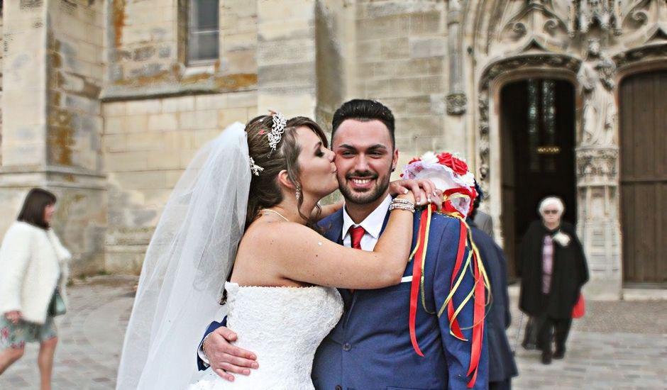 Le mariage de Florian et Charlène  à Saint-Leu-la-Forêt, Val-d'Oise