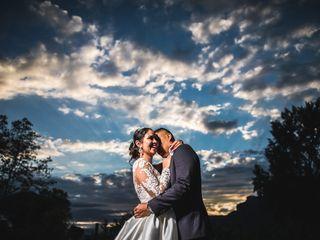 Le mariage de Thom et Malisse