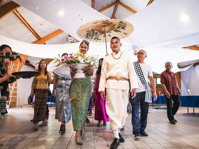 Le mariage de Malisse et Thom à Bonneville, Haute-Savoie 5