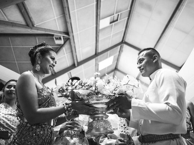 Le mariage de Malisse et Thom à Bonneville, Haute-Savoie 6
