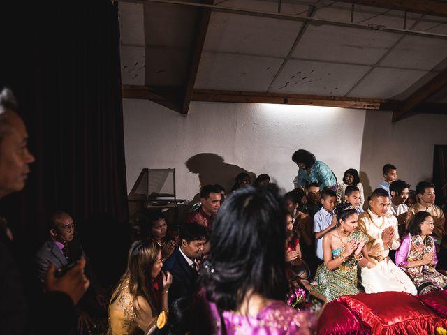 Le mariage de Malisse et Thom à Bonneville, Haute-Savoie 7
