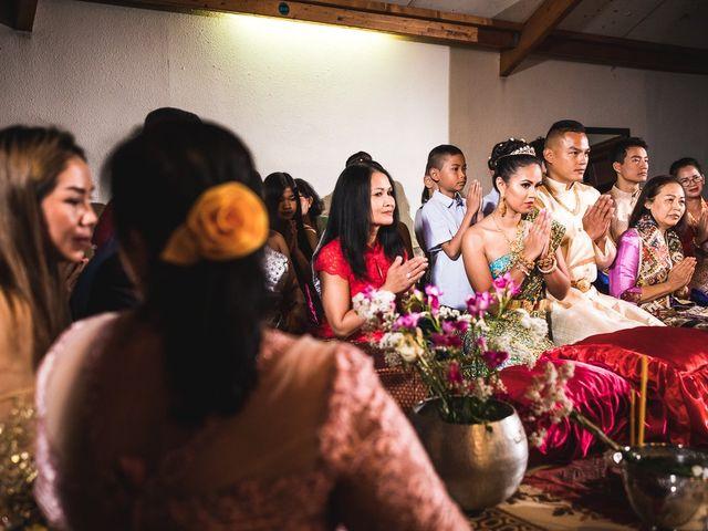 Le mariage de Malisse et Thom à Bonneville, Haute-Savoie 8