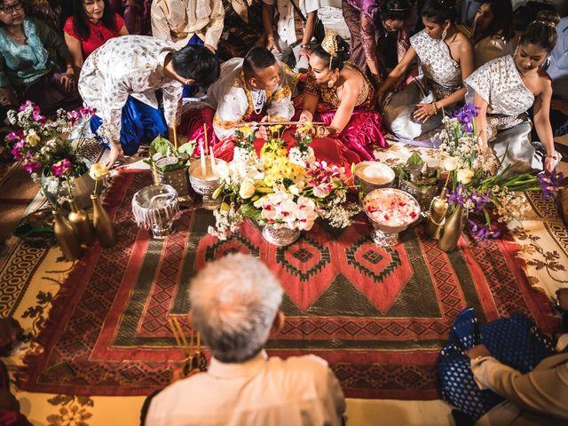 Le mariage de Malisse et Thom à Bonneville, Haute-Savoie 12