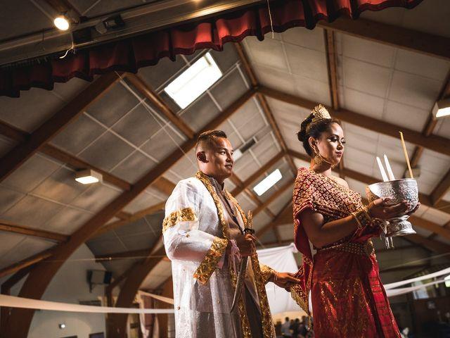 Le mariage de Malisse et Thom à Bonneville, Haute-Savoie 15
