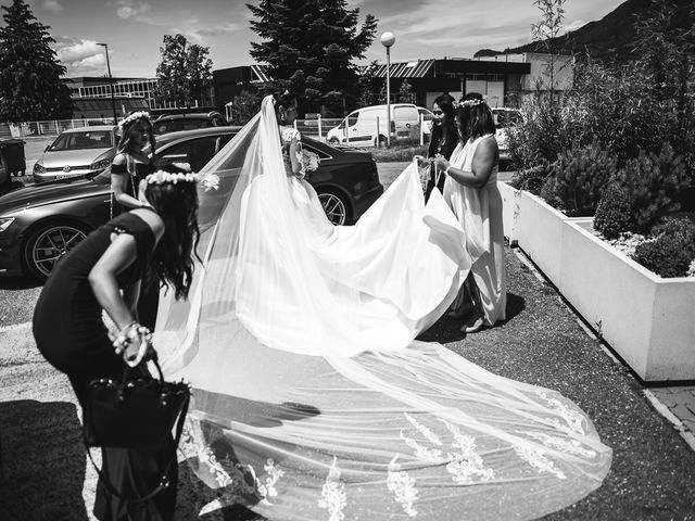 Le mariage de Malisse et Thom à Bonneville, Haute-Savoie 28