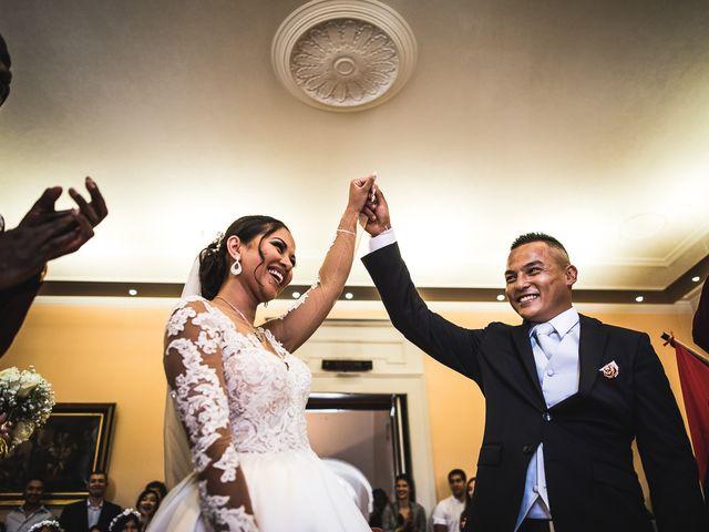 Le mariage de Malisse et Thom à Bonneville, Haute-Savoie 37