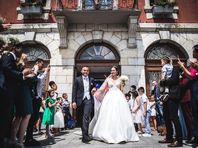 Le mariage de Malisse et Thom à Bonneville, Haute-Savoie 44