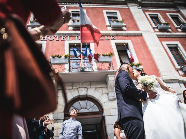 Le mariage de Malisse et Thom à Bonneville, Haute-Savoie 45