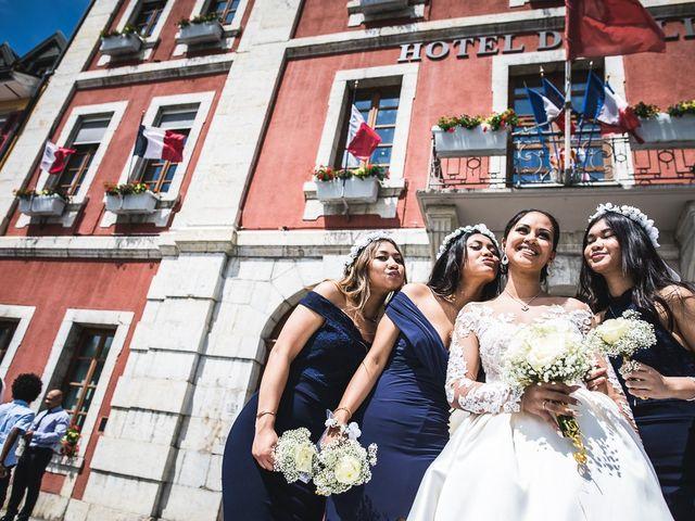 Le mariage de Malisse et Thom à Bonneville, Haute-Savoie 49