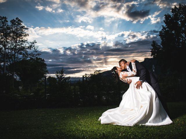Le mariage de Malisse et Thom à Bonneville, Haute-Savoie 52