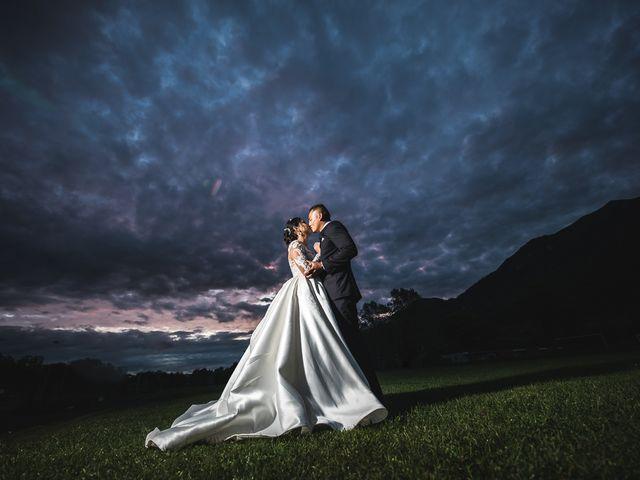 Le mariage de Malisse et Thom à Bonneville, Haute-Savoie 62