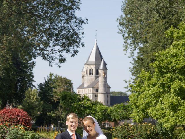 Le mariage de Marie-Hélène et Raphaël à Nivelles, Brabant wallon 4