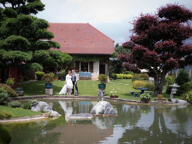 Le mariage de Barbara et Marc à Bellegarde-sur-Valserine, Ain 6