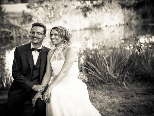 Le mariage de Sandrine et Cédric