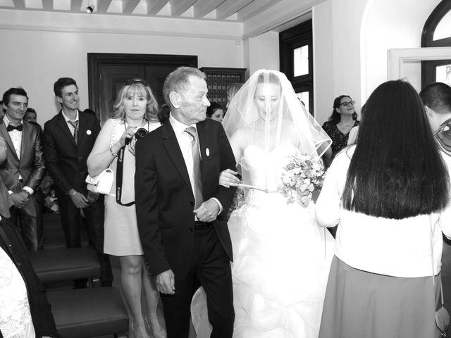 Le mariage de Davide et Amélie à Chelles, Seine-et-Marne 6