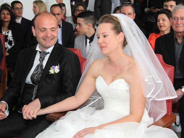 Le mariage de Davide et Amélie à Chelles, Seine-et-Marne 7