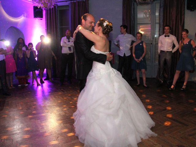 Le mariage de Amélie et Davide