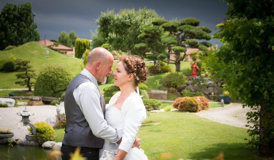 Le mariage de Barbara et Marc à Bellegarde-sur-Valserine, Ain