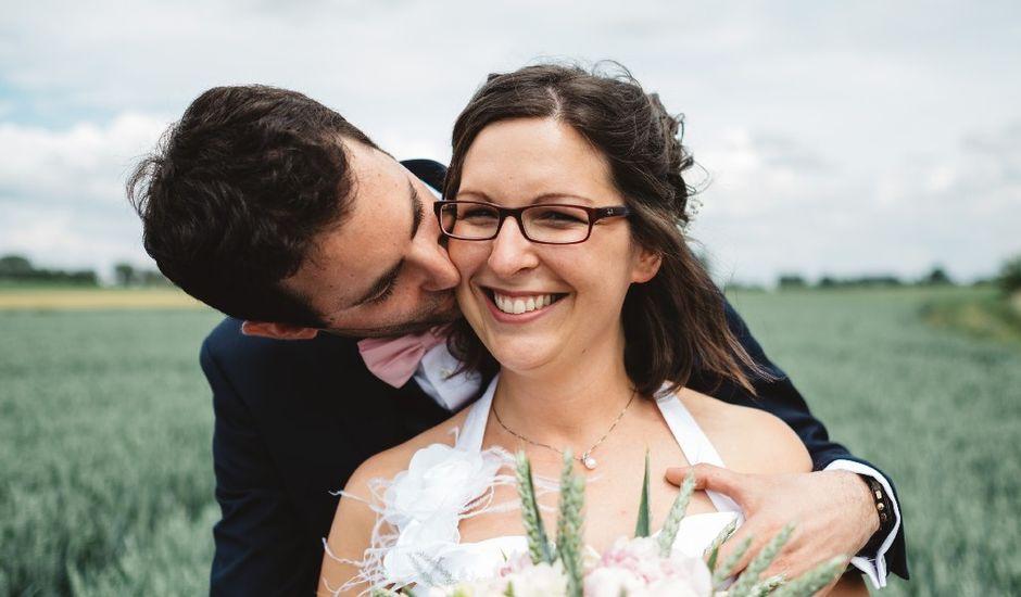 Le mariage de Gilles et Elodie à Roubaix, Nord