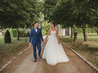 Le mariage de Alexandra et Vincent