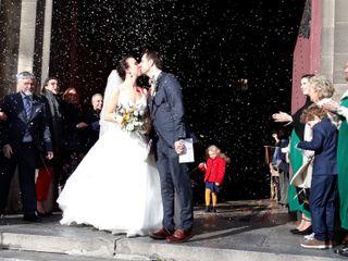 Le mariage de Juli et Grégoire