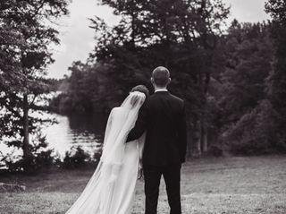 Le mariage de Cassandre et François
